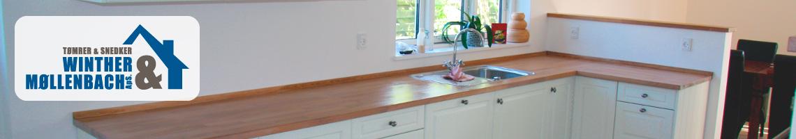 Winther & Møllenbach laver dit køkken